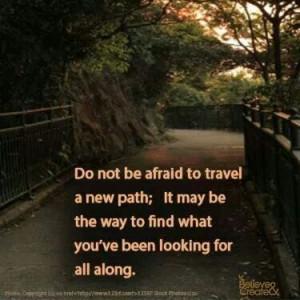 Different Path
