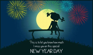 New Year Miss You Quotes