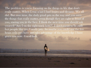 Tiesto Quotes Tumblr Just tumblr-fied this famous
