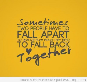 Instagram Quotes About Falling Back