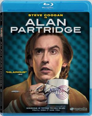 aka: Alan Partridge: Alpha Papa ), on Blu-ray and DVD. Bonus features ...