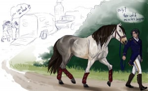 Horse Pictures With Sayings Say Goodbye to Your Horse by