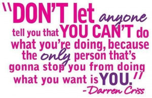 ... Quotes, Criss Xox, Glee Quotes Inspiration, Favourite Quotes, Darren
