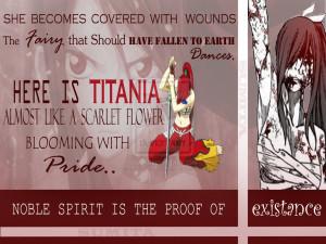 Fairy Tail Fact Enchantic Erza