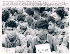 pleiku_1966__operation_paul_revere_viet_cong_prisoners__vietnam_war ...
