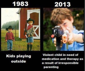 ... firm under fire for Pro-Second Amendment FB Images… with Children