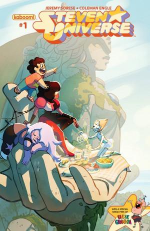 Steven Universe - KABOOM!