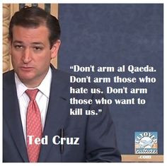 Ted Cruz quote. Why has everyone forgotten Osama Bin Laden was in ...