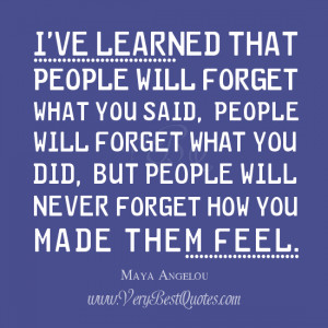 ve learned that quotes, Maya Angelou Quotes, relationship quotes ...