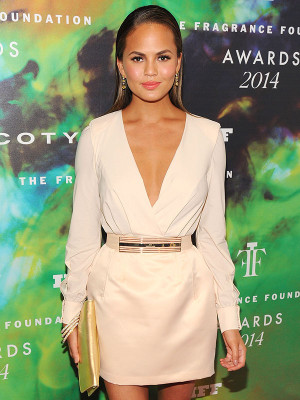 Chrissy Teigen DuJour magazine quotes