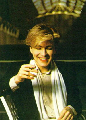 David Sylvian smile