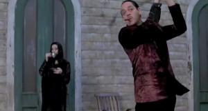 Raul Julia Gomez Addams Died