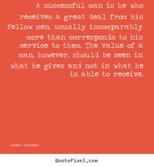 Successful Men Quotes
