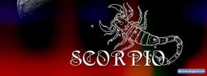 Scorpio - Zodiac FB Cover