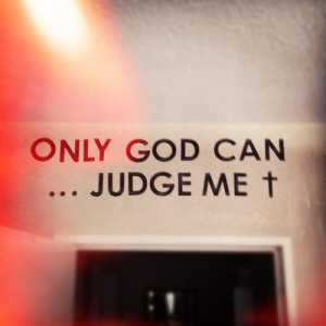 bedroom quotes #quote #only god can judge me #wall #citation #chambre