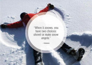 Great Quotes About Snow Barnorama