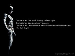 Most popular tags for this image include: batman movie quotes, hero ...