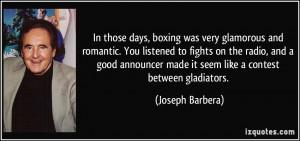 More Joseph Barbera Quotes