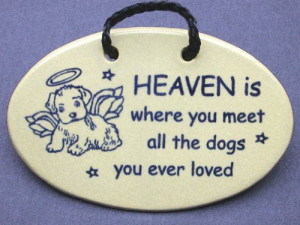 wall signs with sayings and quotes about dogs and dog sympathy sayings ...