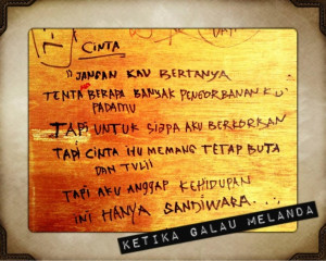 Indonesia Quotes.