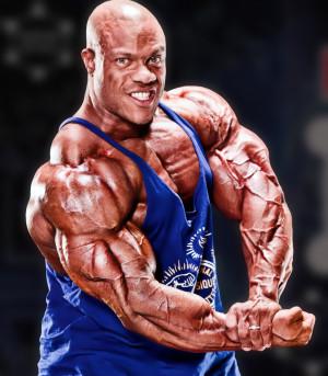 Phil Heath Photos | Bodybuilder Gallery Pictures | Phil Heath Photos