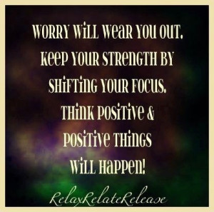 Positivity quote via www.Facebook.com/RelaxRelateRelease