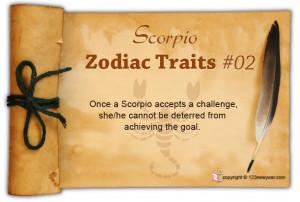Scorpio Zodiac Sign - Characteristics & Personality Traits