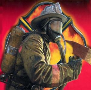Fire Fighter Fire