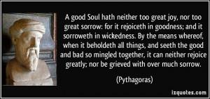 More Pythagoras Quotes