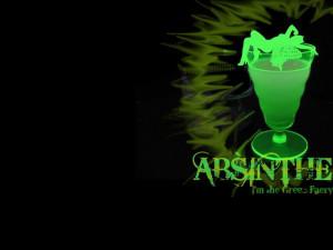 Absinthe Background Image