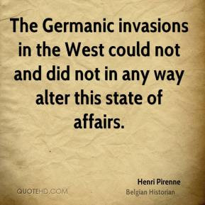 More Henri Pirenne Quotes