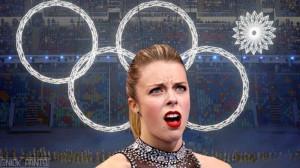 Ashley Wagner Olympic Meme