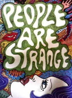 ... # colorful # photo # people # are # strange # quotes # girl # words