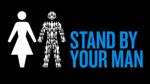 Prostate cancer campaigner asks partners to 'Stand By Your Man'