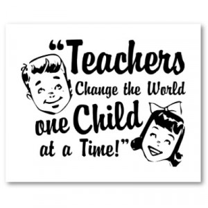 Here are some other uplifting quotes for teachers!