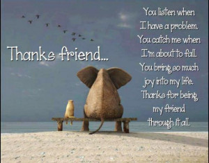 Best friends are always there for you x