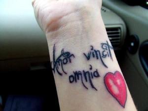 Wrist Tattoos Quotes