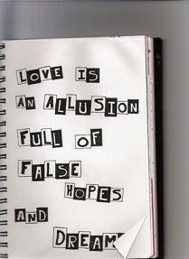 love , false, hopes