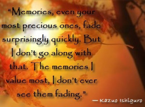 Precious Quotes And Memories Pictures