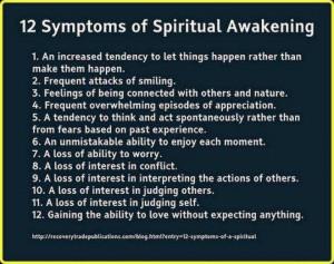 Spiritual Awakening: The Signs of Being Awake