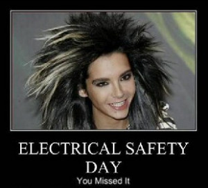 Health and Safety Day is actually on April 28th.