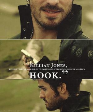 Killian Jones/Captain Hook Captain Hook
