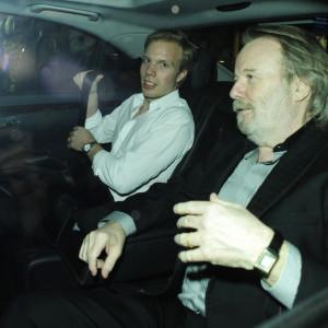 Bjorn Ulvaeus And Benny...