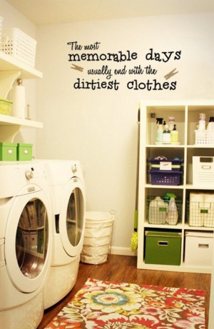 """Responses to """"40 Super Clever Laundry Room Storage Ideas"""""""