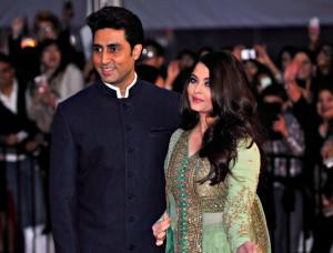 Aishwarya Rai Abhishek Bachchan and 2014