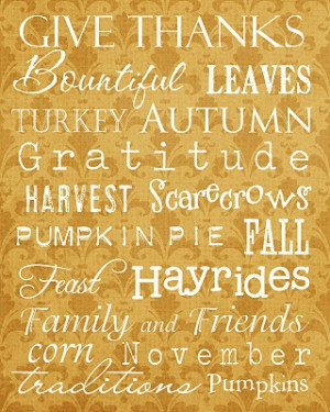 Lds Thanksgiving Quotes Thanksgiving printables