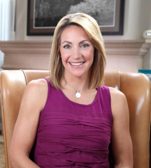 Summer Sanders, Rethink Varicose Veins Spokesperson (Photo: Rethink ...