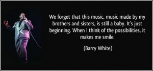 Baby brother music band quotes