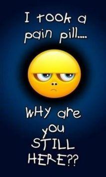 Pain Pill