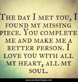You make my day quotes